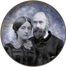Louis Martin y Celia Guerin