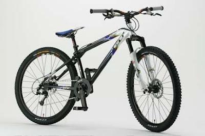 Bicicletas de Montaña GT 2010
