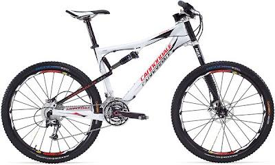 Bicicletas Cannondale de Montaña 2010