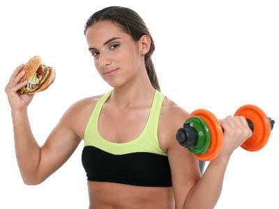 Como aumentar peso y masa muscular