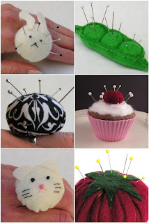 handmadeemery pincushion ring shop