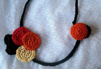 How to Crochet a Necklace | AllFreeCrochet.com