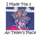 I Made Top 3 at Tellen\
