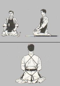 Seiza seiza posture