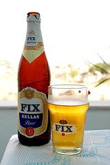 Στηρίζω Ελλάδα! - Στηρίζω ΜΟΝΟ τις Ελληνικές μπύρες  Προτείνουμε την Παραδoσιακή μπύρα FIX