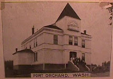 Port Orchard City Hall ~1908