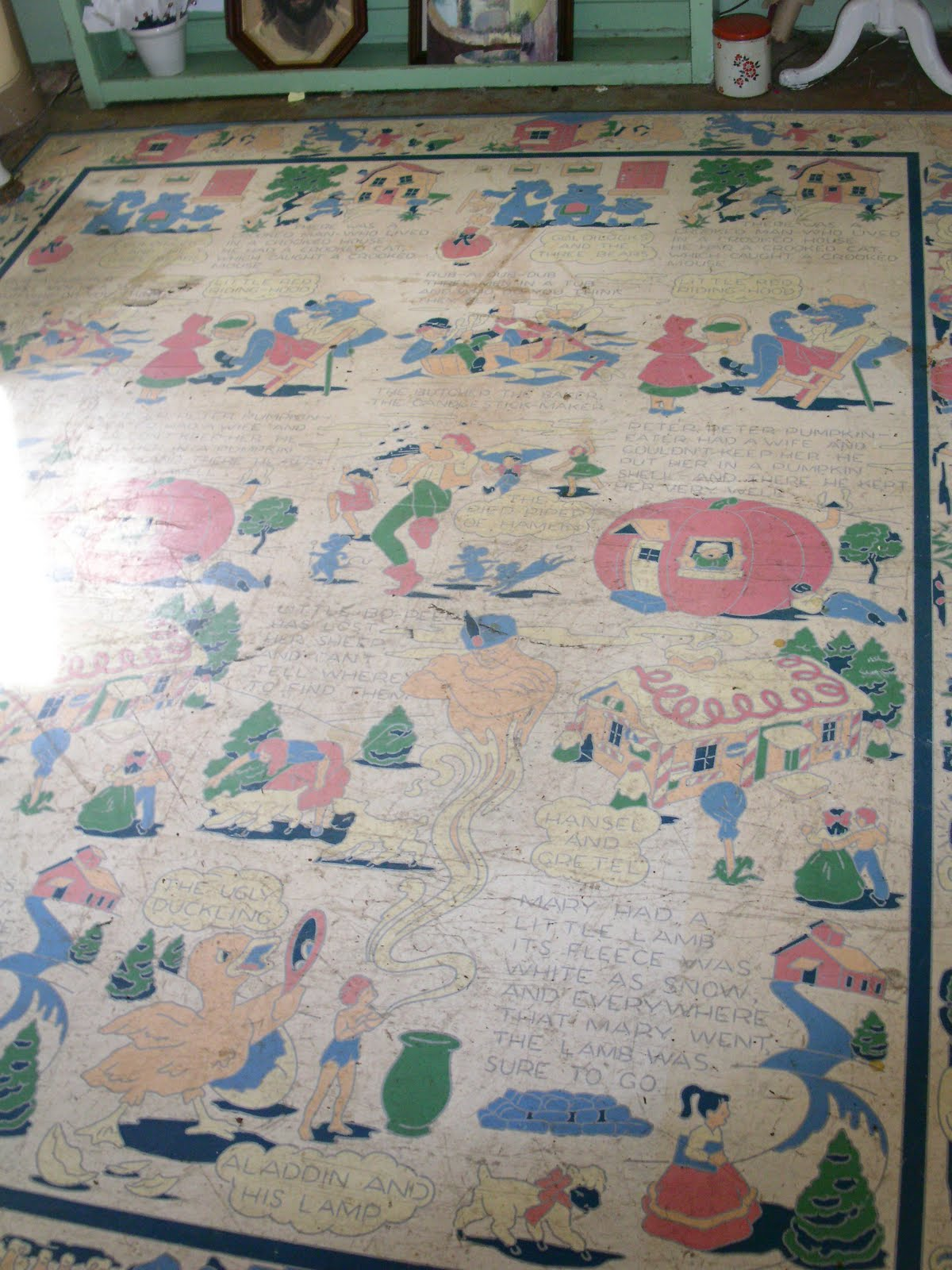 All my favorite things linoleum carpets children 39 s for Linoleum flooring for sale