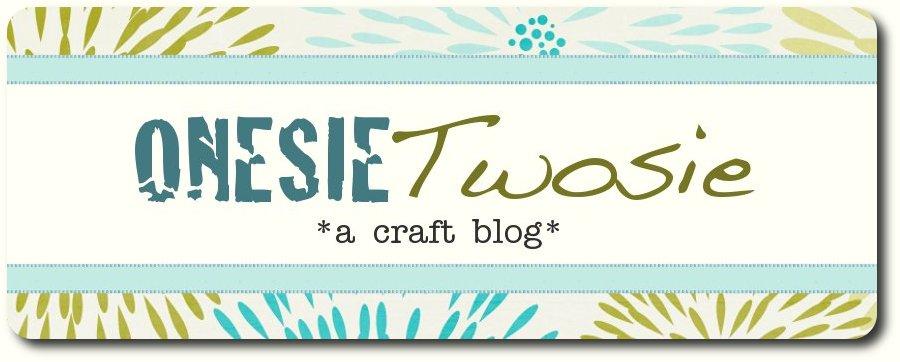 Onesie Twosie