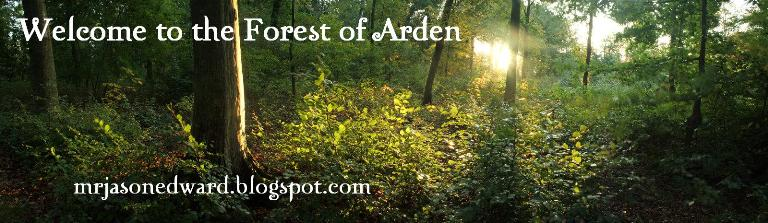 Welcome to the Forest of Arden