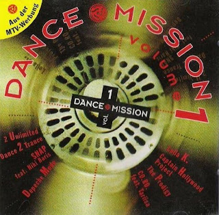 Dance Mission Volume 01 (1993)