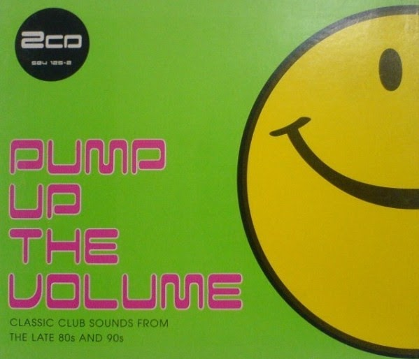 90s hits and mixes: Pump up the Volume - Classic Club