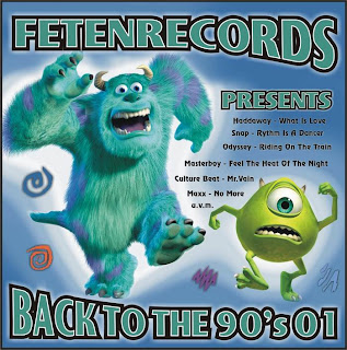 FetenRecords - Back To The 90's Vol.01