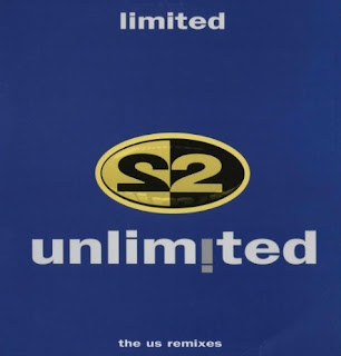 2 Unlimited - THE US REMIXES (Limited Edition) (1994)
