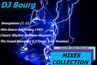 DJ Bourg - 90s Mixes Collection