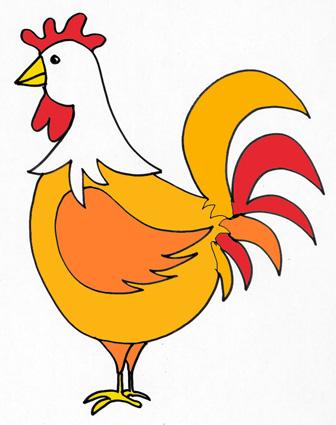 Kurczakowo listopada 2009 - Coq a dessiner ...