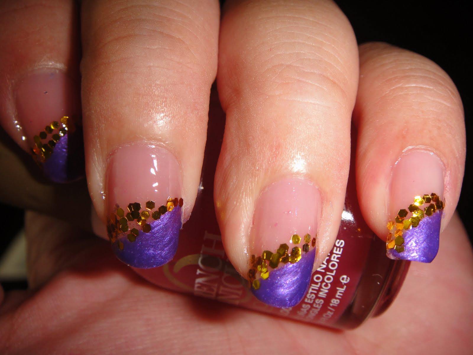 Juicy Nails & Makeup!: Gelish Polish Review