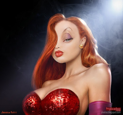 Real Jessica Rabbit