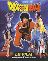 Dragon Ball: The Magic Begins - O filme