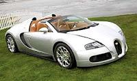 Veyron Grand Sport da montadora francesa Bugatti tem 1001 cavalos