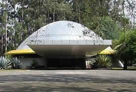 Planetário do Ibirapuera: Parque do Ibirapuera
