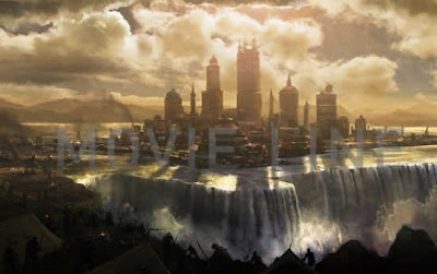 Thundercats O filme: Imagens Conceituais