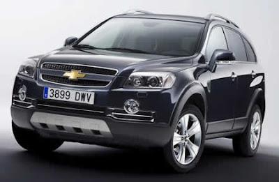 Chevrolet Captiva 2.4 16V Ecotec