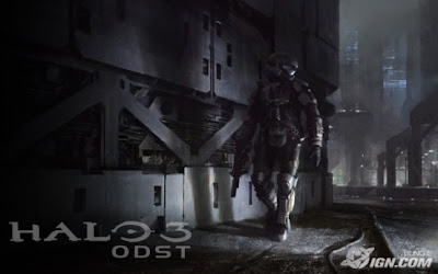 Halo 3: ODST - Trailer live-action