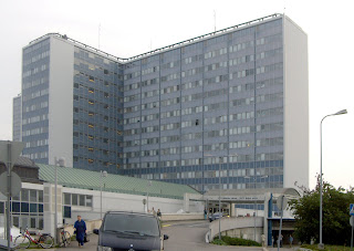 Meilahden sairaala (Wikimedia Commons)