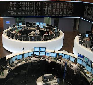 Deutsche Börse, Frankfurt, 20.6.2007