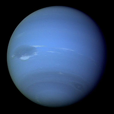 Warming Without SUVs On Neptune