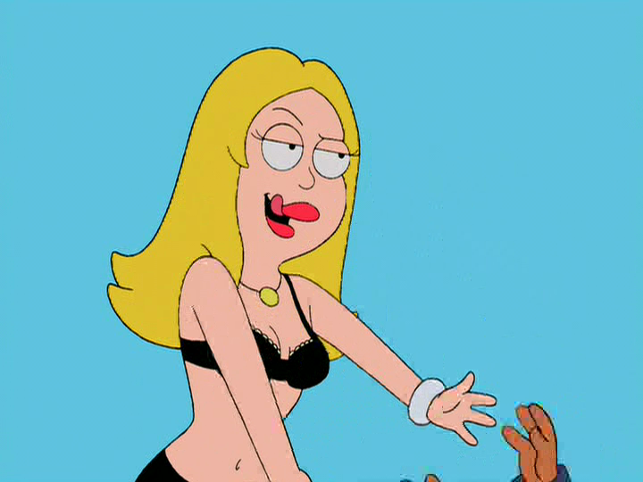 American Dad Francine Smith Naked