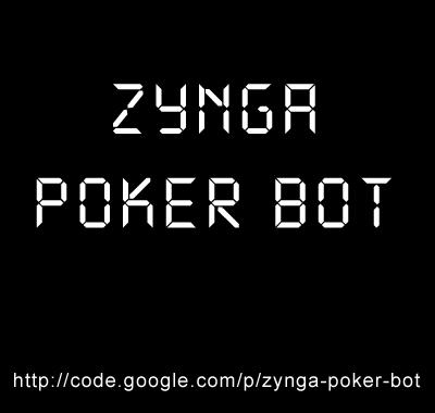 Zynga poker bot 2018