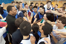 Duke Basketball Team Building Experience