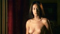 Maggie Q Naked In Movie Manhattan Midnight