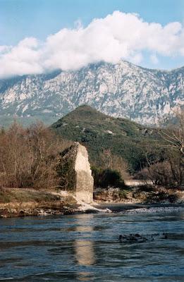 το γεφυρι της Μενινας Minina