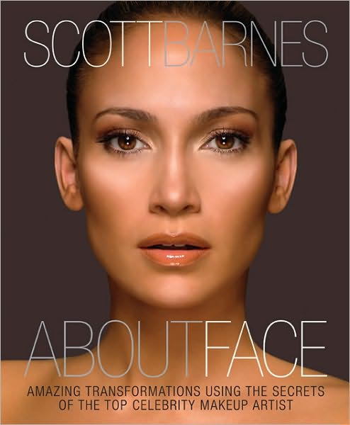 Master makeup artist Scott Barnes has launched is new book,