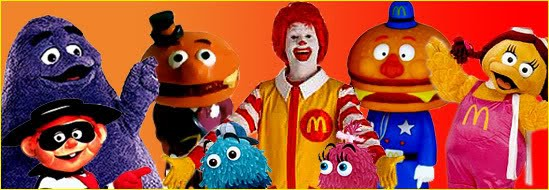 McDonaldland Grimace Character Doll  amazoncom
