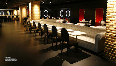 Architecte interieur bar restaurant hotel architecture d for Architecte interieur restaurant