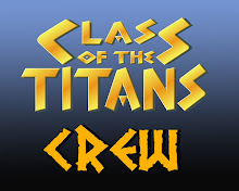 I'm part of the Class of the Titans Crew