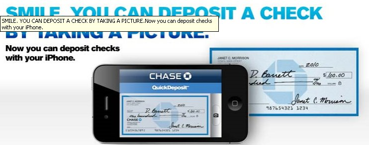 The cutoff times for ATM deposits, however, vary substantially from one bank to another. Chase customers, for instance, have until 11 p.m. ET to get their check to the ATM in order for the transaction to post the next day, but if you bank with SunTrust, you'll need to make your deposit by noon.
