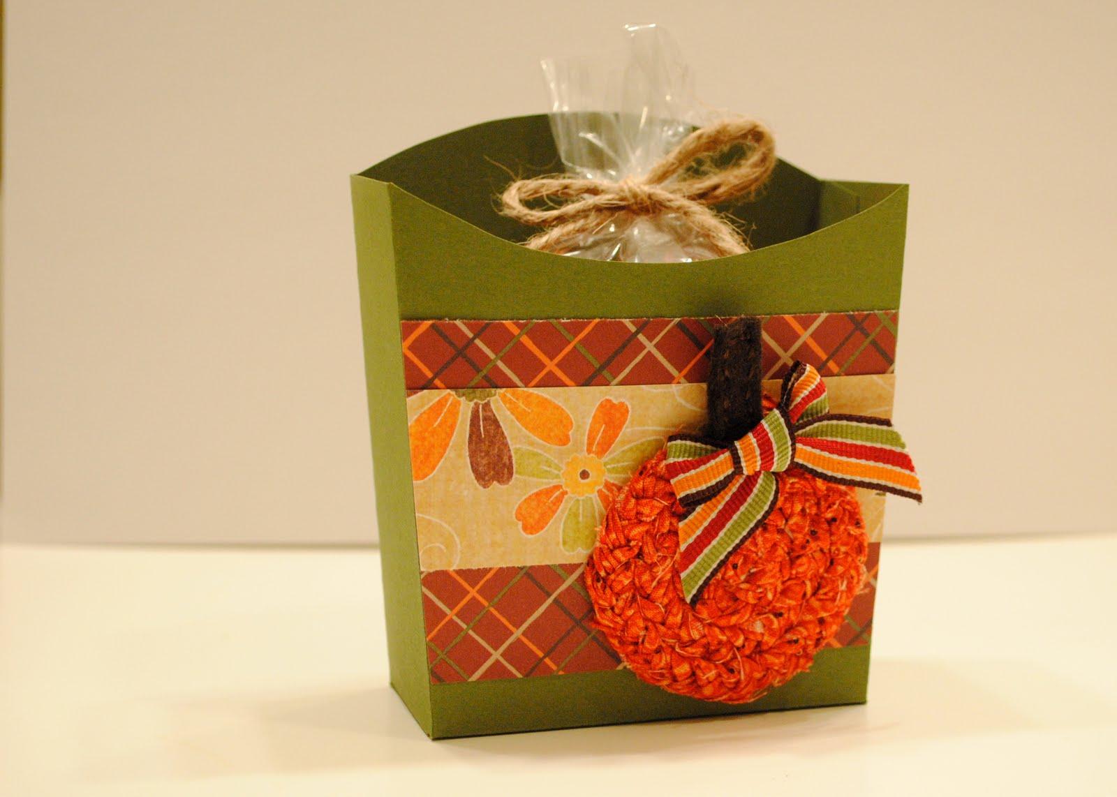 Как сделать коробка для подарок 646