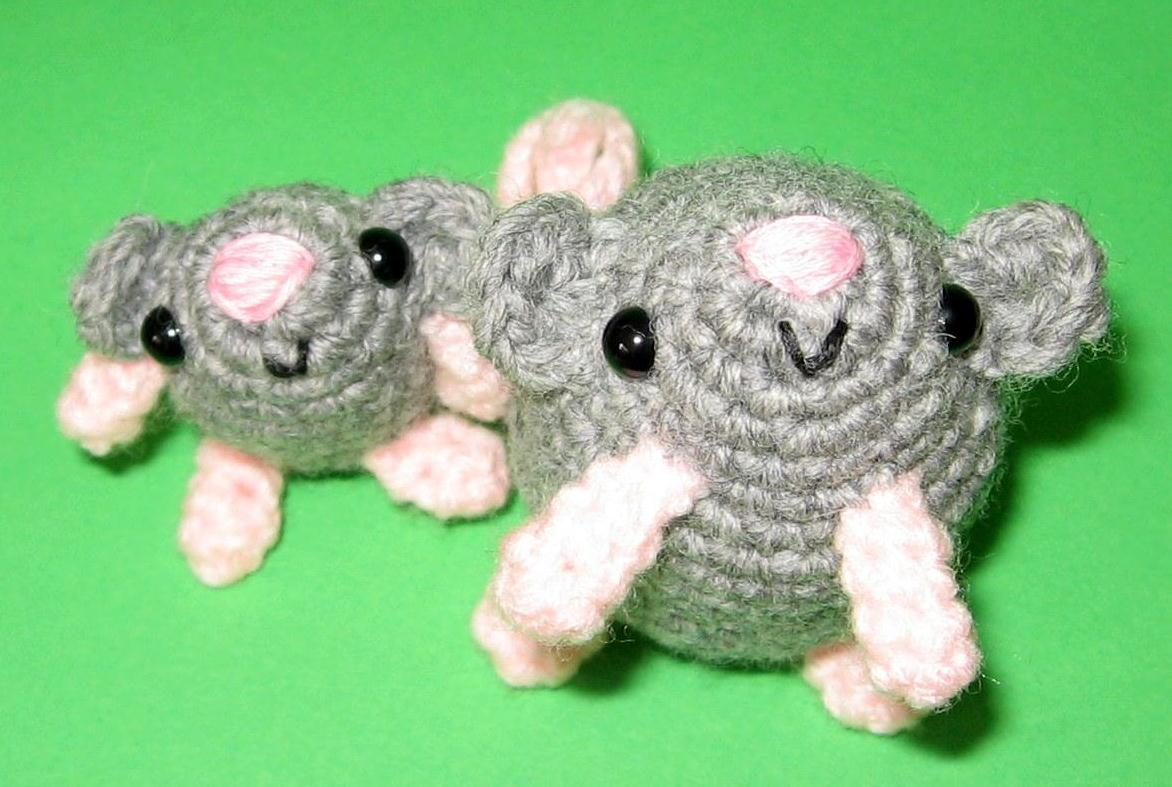 Amigurumi Patterns Free Mouse : Ana Paulas Amigurumi Patterns & Random Cuteness: Little ...