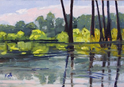 Spence Guerin Landscape Paintings