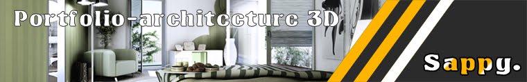 Portfolio - architecture 3D