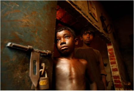 Child Labor Trafficking in India