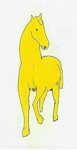 Cavalinho Amarelo