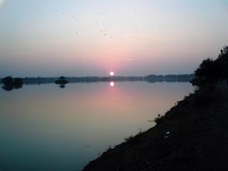Sunset Jagdalpur