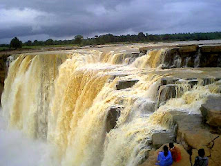 Chitrakot fall