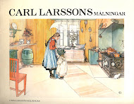 Boeken van Carl Larsson uit mijn priv-bibliotheek