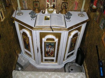St James The Hoosier My Prayer Closet
